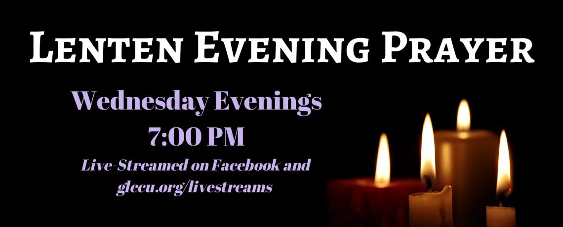 Lenten Evening Prayer